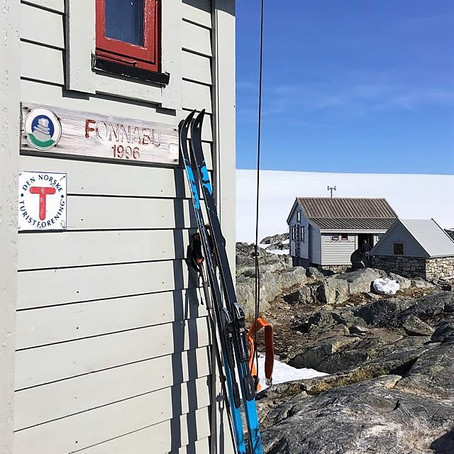 Turistvegen over Folgefonna   Hardanger, Hordaland