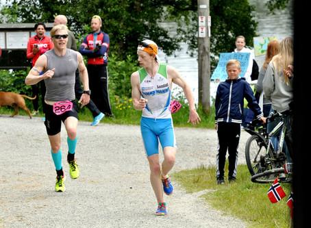 Første triatlon | Stokkavannet, Stavanger