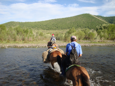 Et hesteeventyr | Ulan Bator, Mongolia