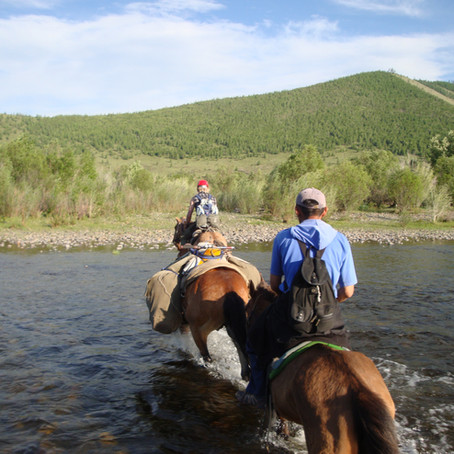 Et hesteeventyr   Ulan Bator, Mongolia