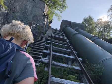 4444 trappetrinn | Flørli, Lysefjorden, Rogaland