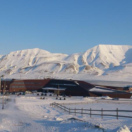 Et halvår på 78° nord   Longyearbyen, Svalbard