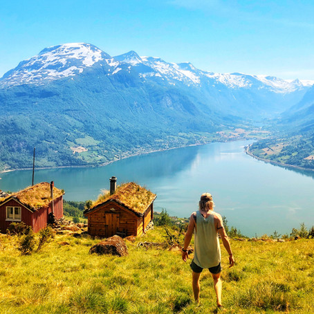 Roadtrippin' Sommer 2020   Nord-Vestlandet, Norge