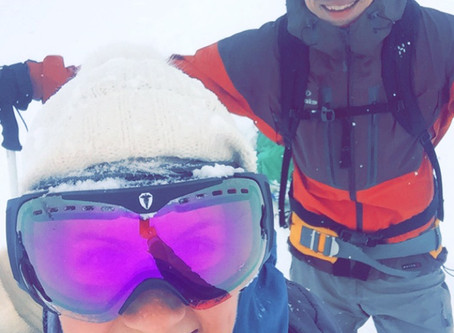 Intro vinterovernatting | Hunnedalen, Norge