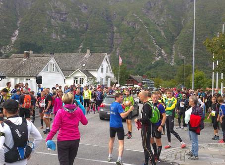 "Første ""maraton"" | Hardangervidda, Eidfjord"