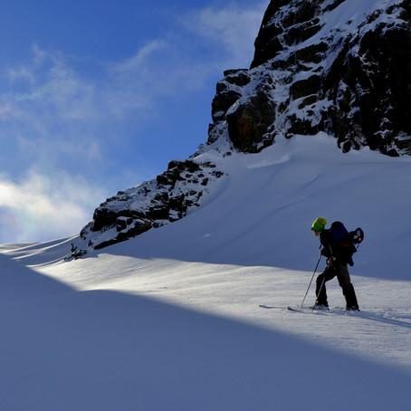 Sleipe Snønuten   Suldal, Norge