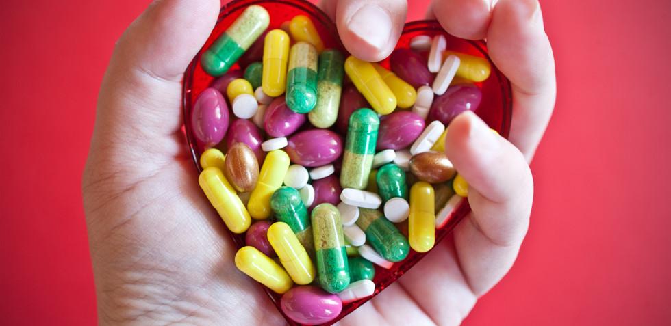 Léky na srdce