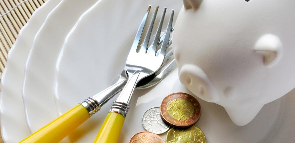 Náklady na stravování
