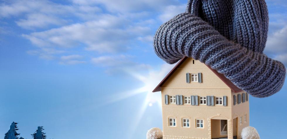 Vytápění domu