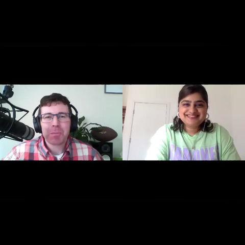 In conversation with Colum Cronin - Akanksha Puniyani