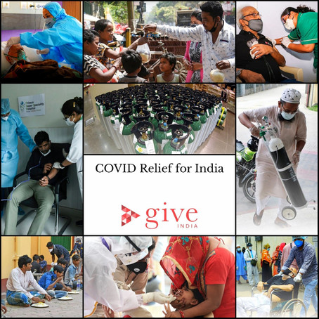 COVID Relief Drive by OneStep Global
