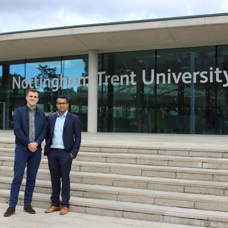 NTU partners with OneStep Global