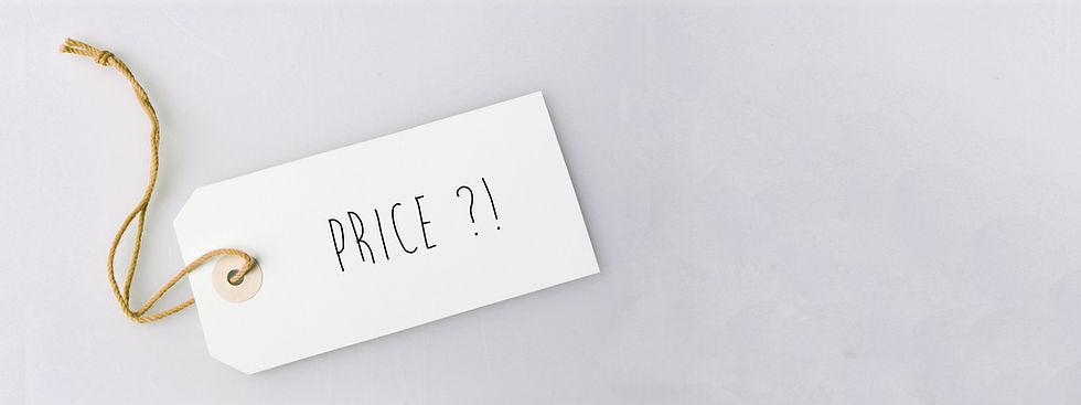 MV Hair & Make up Price