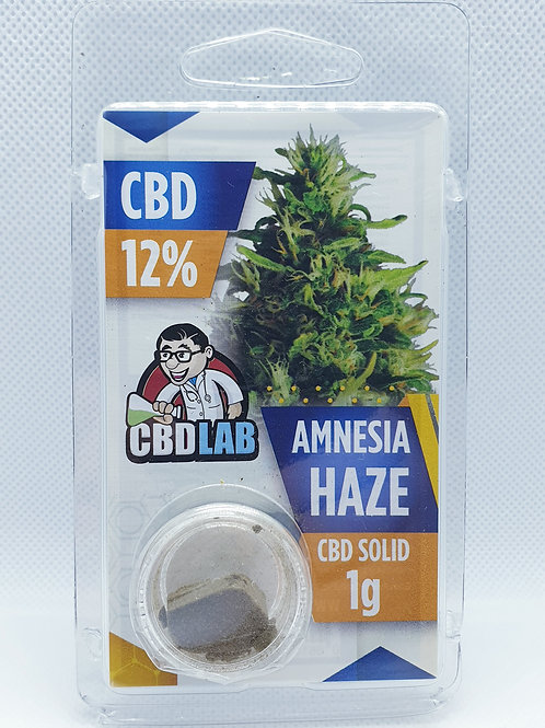 Amnesia Haze CBD-Hash 12%