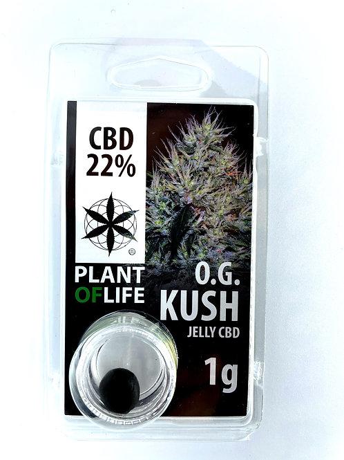O.G. Kush CBD-Hash 22%