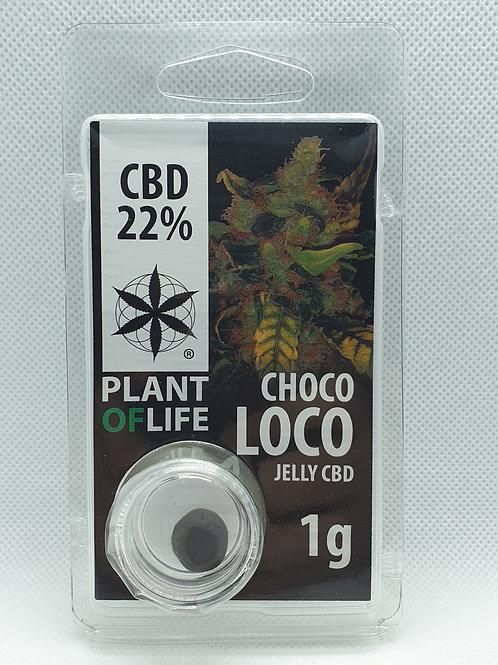 Chocoloco CBD-Hash 22%