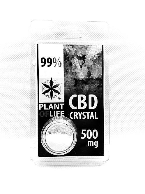 CBD Kristalle 99% 500 mg