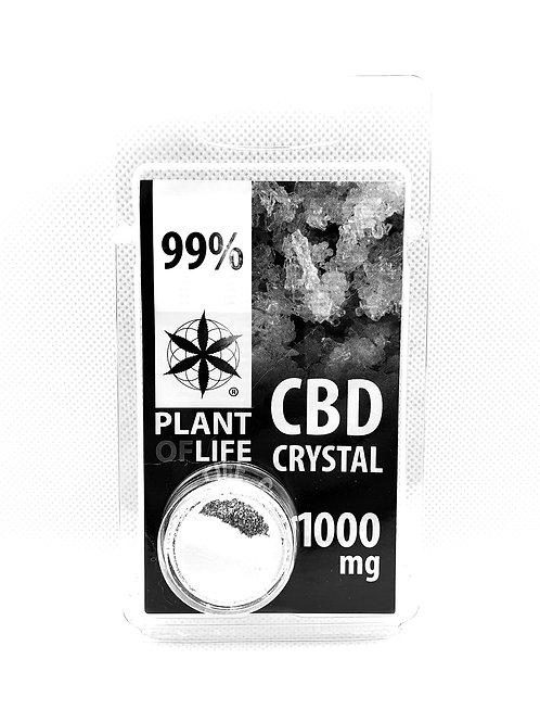 CBD Kristalle 99% 1000mg