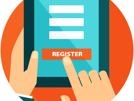Registrations for 2020