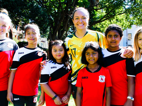 WOMEN AND GIRLS DRIVE HUGE INCREASE IN FOOTBALL PARTICIPATION