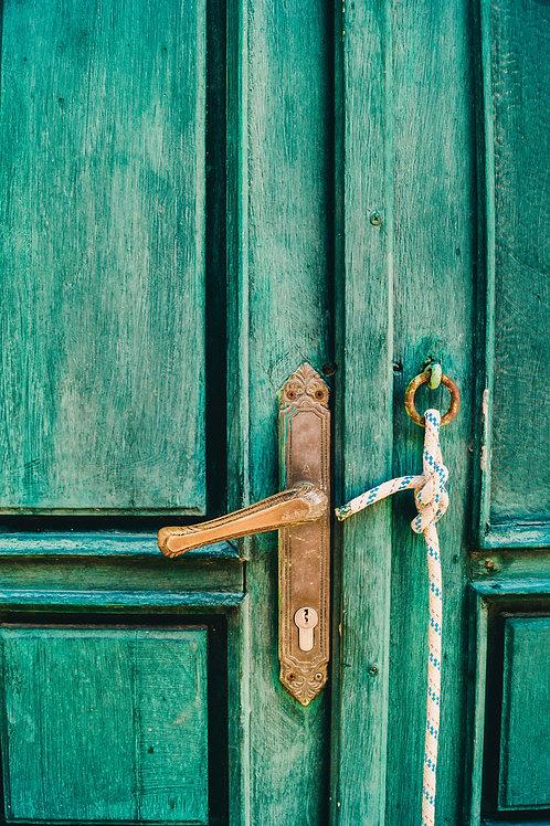 Door on Murter Island