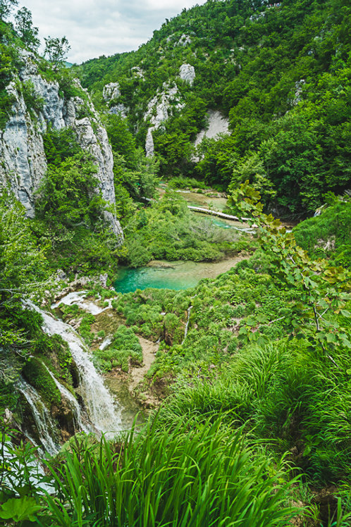 Plitviče Lakes National Park [2]