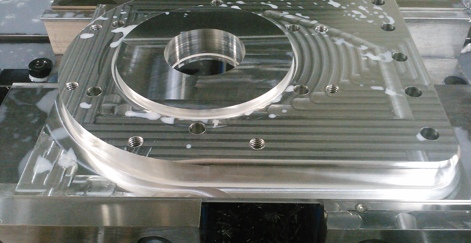 rx-TorqueBox TH400 or 4L80 Adapter Plate