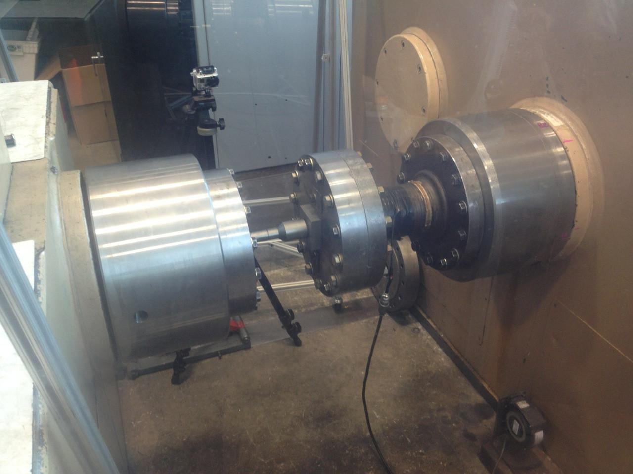 rx-TorqueBox Input Shaft Strength Test