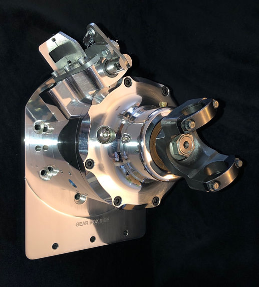 gearbox-with-parklock-and-adapter-plate-for-uqm-pp-pro-motor