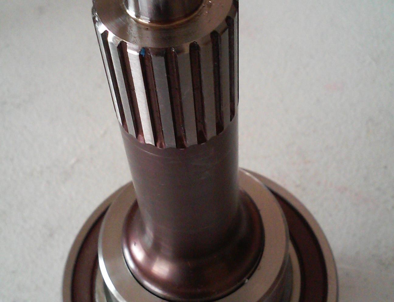 rx-TorqueBox 300m Rolled Spline Input Shaft