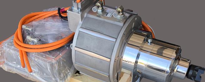 EV Transmission and Motor Package