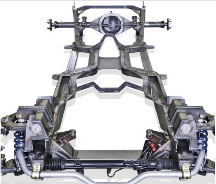 A Custom Roadstershop Chassis