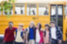 School Bus & Bambini