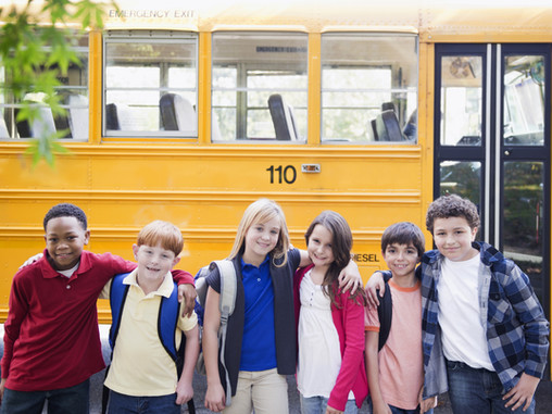 Back to School Bus Safety Tips