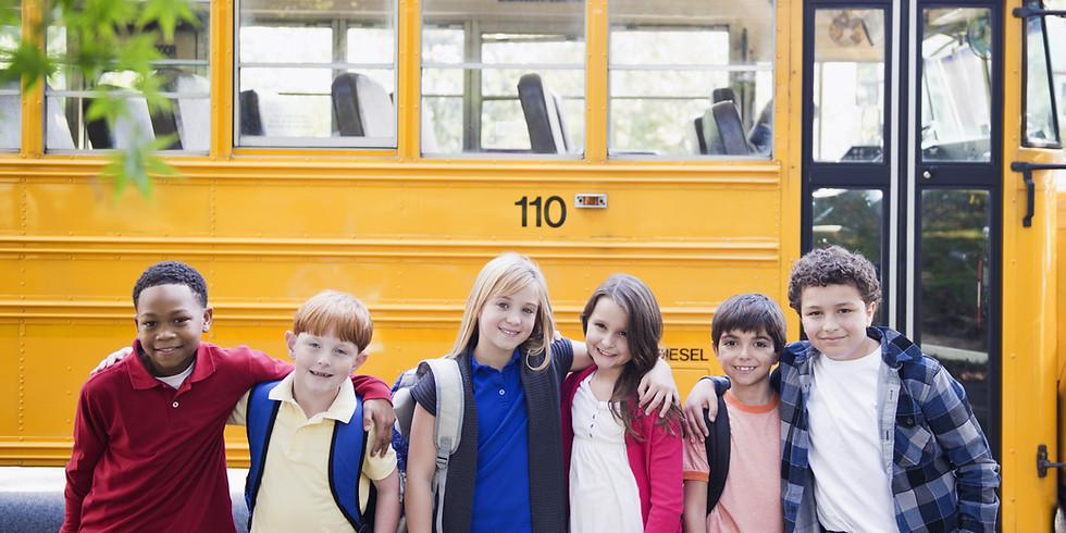 K-6th Back to School celebration