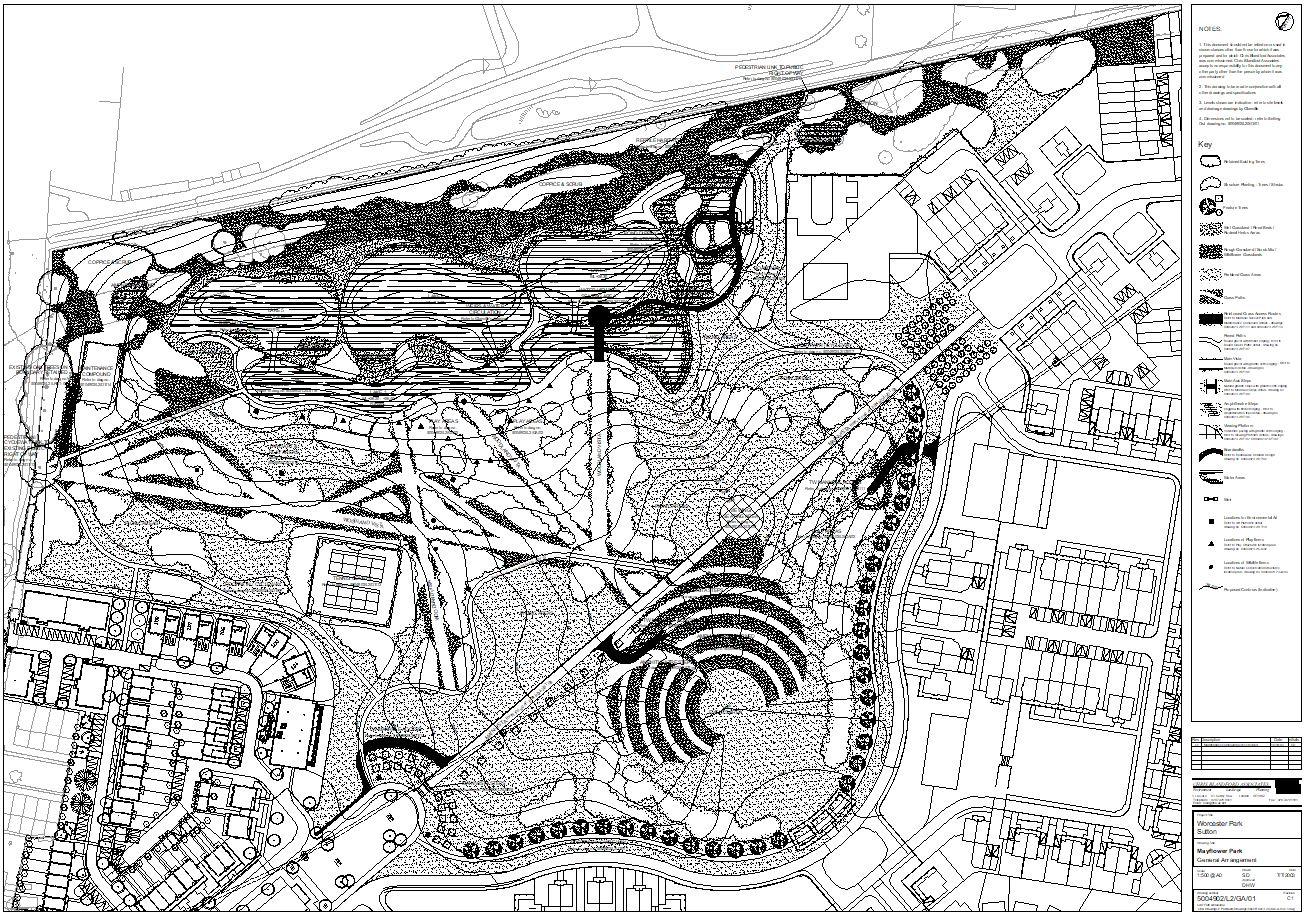 תכנית הפארק