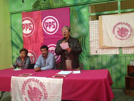 Carta del Partit Popular Socialista