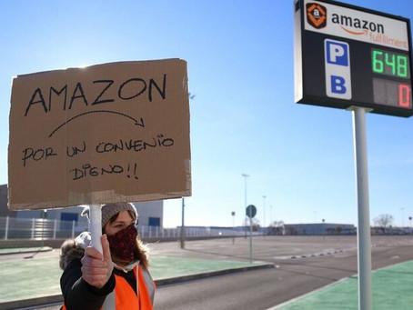 Sobre les vagues a Amazon