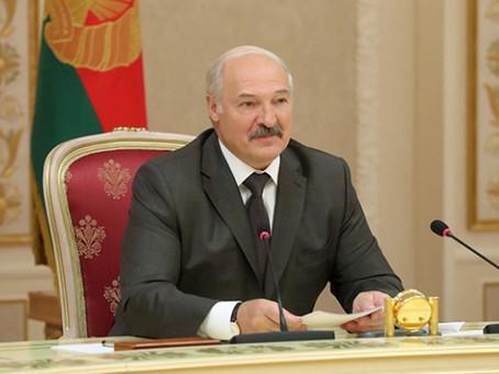 Felicitacions a Aleksandr Lukashenko!