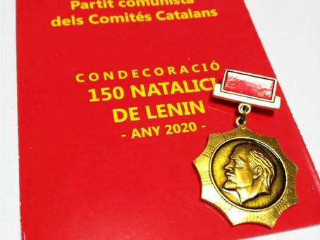 Condecoració Lenin