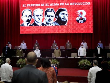 Congrés VIII del Partit Comunista de Cuba