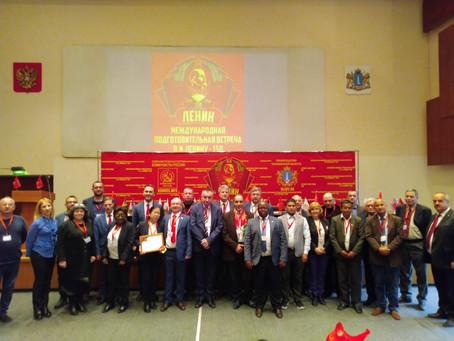 Míting Internacional a Ulyanovsk