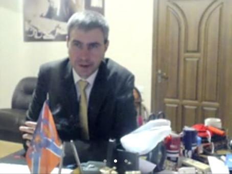 Videoconferència amb el Partit Comunista de Lugansk