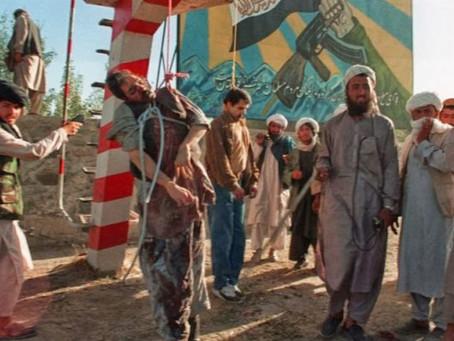 Afganistan Reflex de la política Imperialista