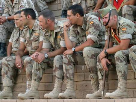 Escàndol a l'Exèrcit