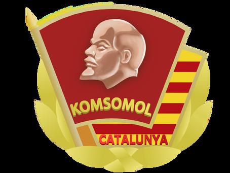 Primer comunicat del Komsomol de Catalunya