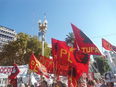 Feliç 56è aniversari del Partit de l'Alliberació de l'Argentina!
