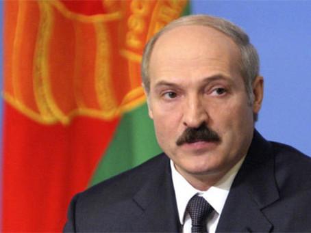 Felicitacions al President de Belarús