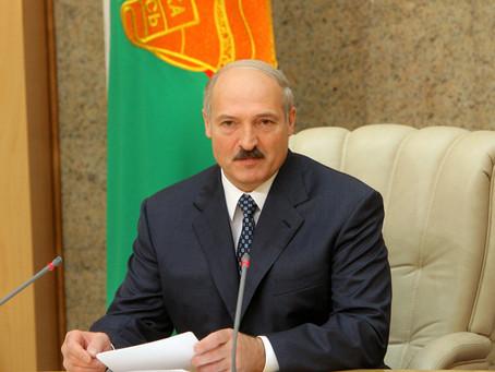 Felicitacions del President Aleksandr Lukashenko