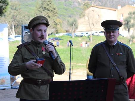 Dia de l'Exèrcit Roig!